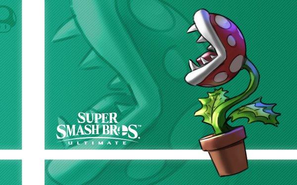 Jeux Vidéo Super Smash Bros. Ultimate Piranha Plant Fond d'écran HD | Arrière-Plan