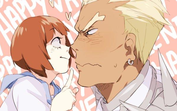 Anime Kill La Kill Mako Mankanshoku Ira Gamagoori HD Wallpaper | Background Image