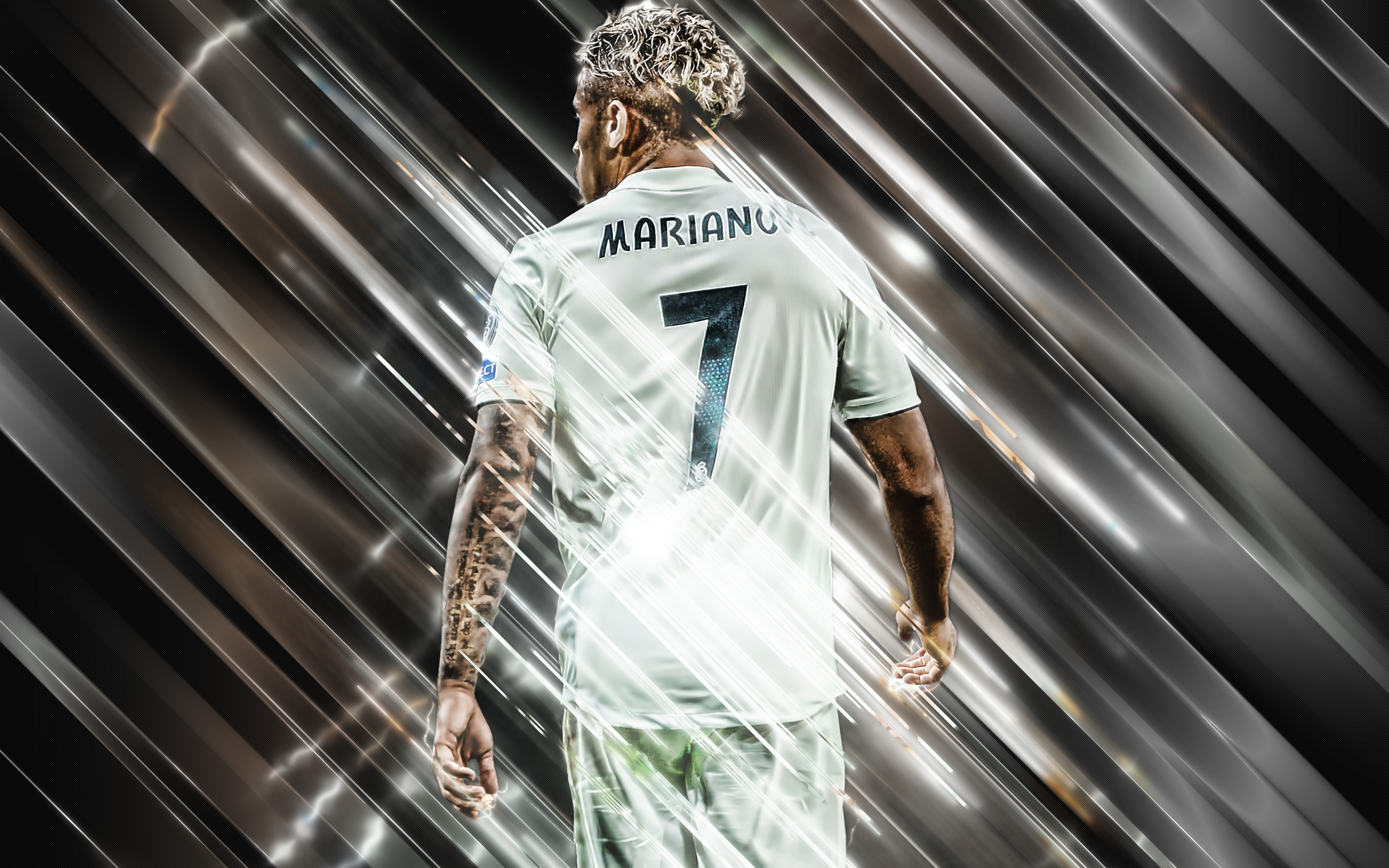 Mariano Díaz Mejía - Real Madrid