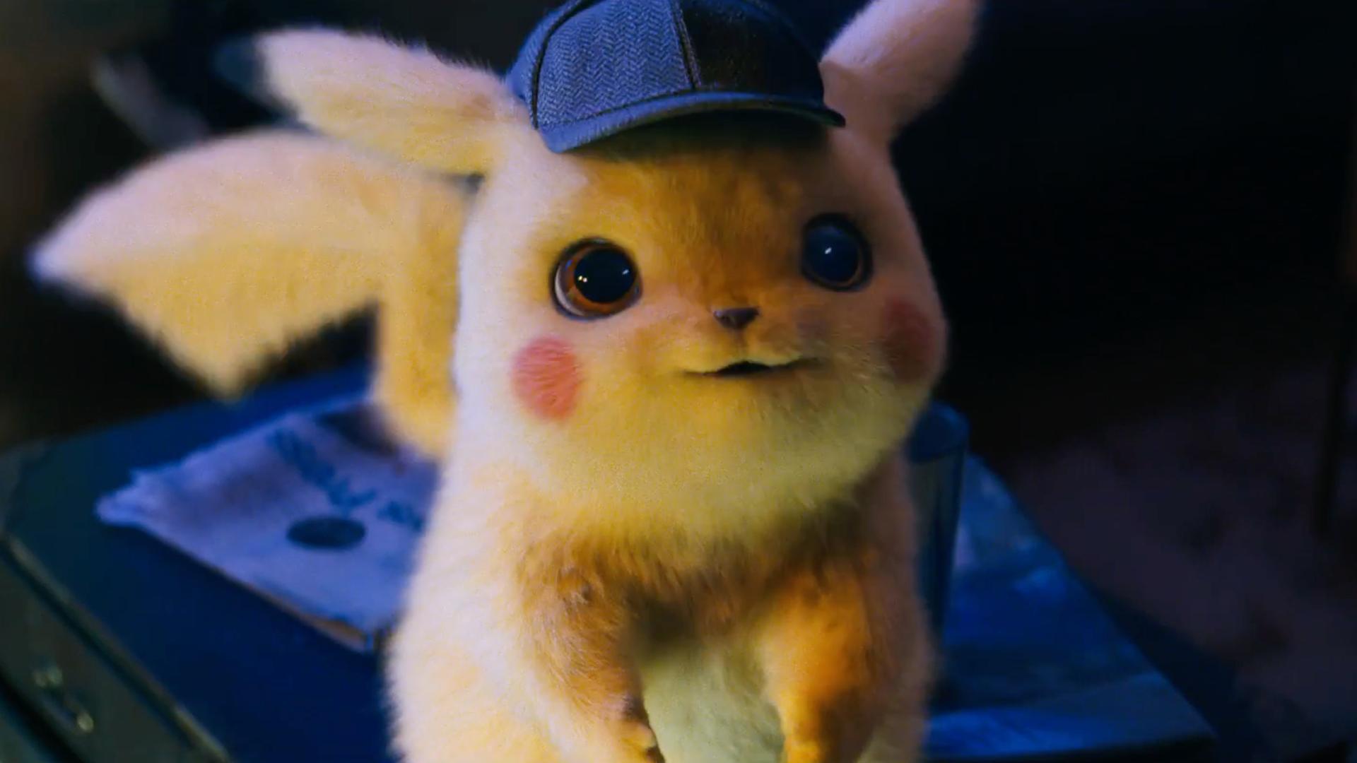 Pokémon Detective Pikachu HD Wallpaper | Background Image ...