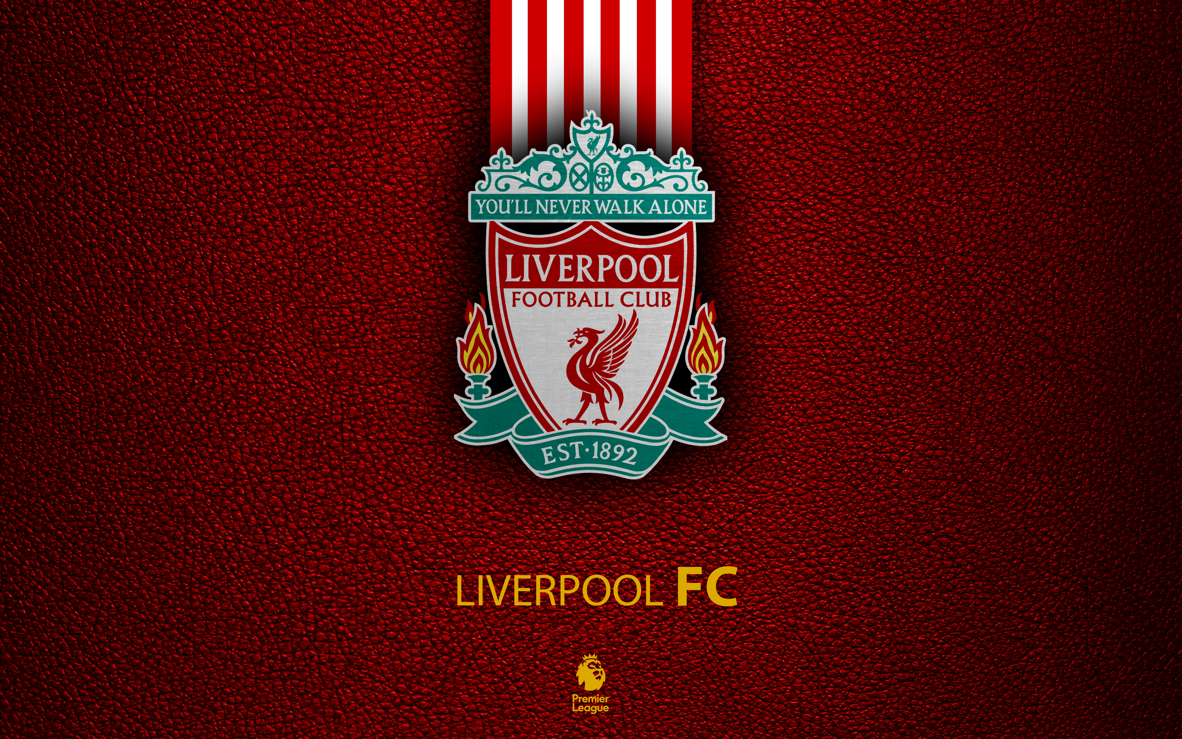 Liverpool Logo 4k Ultra HD Wallpaper