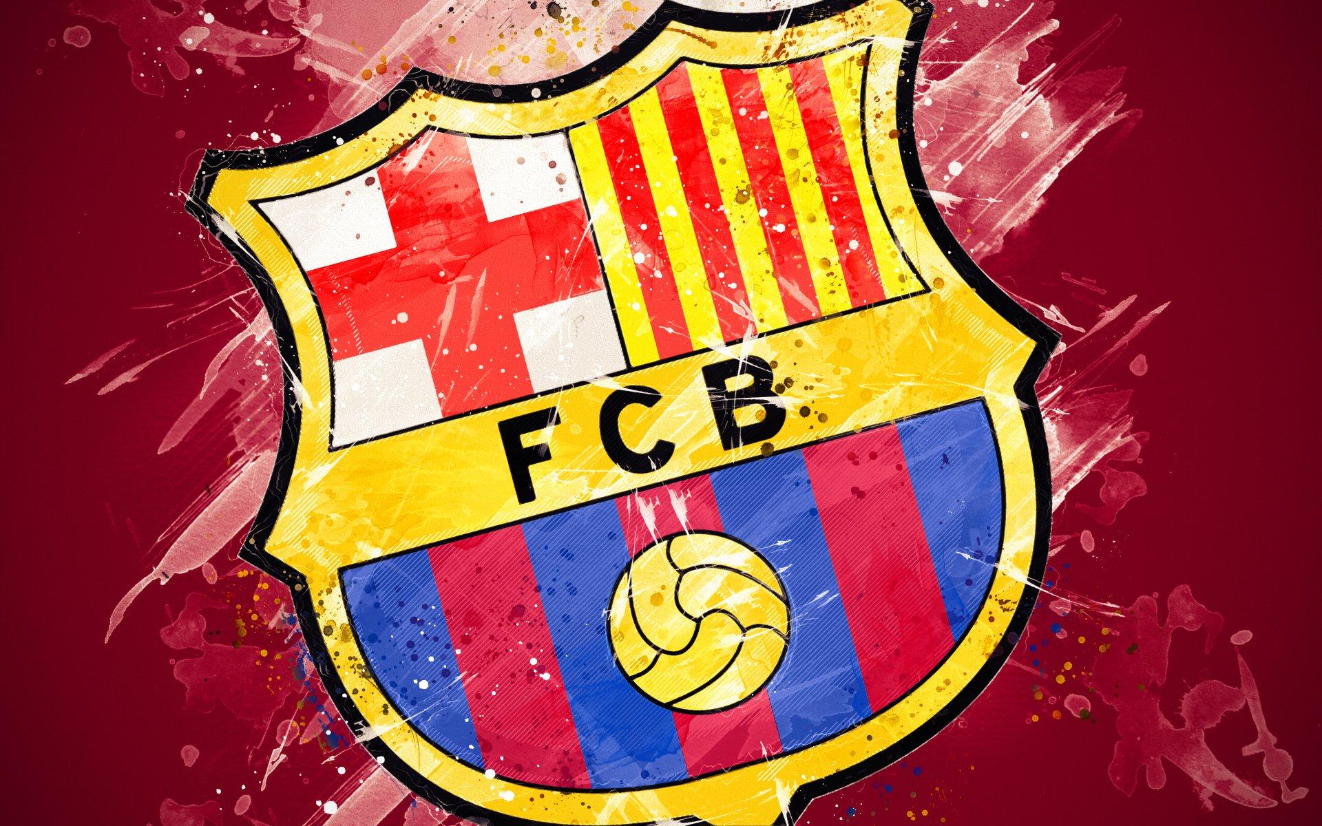 Barça Logo 4k Ultra Fond d'écran HD | Arrière-Plan | 3840x2400 | ID:969492 - Wallpaper Abyss