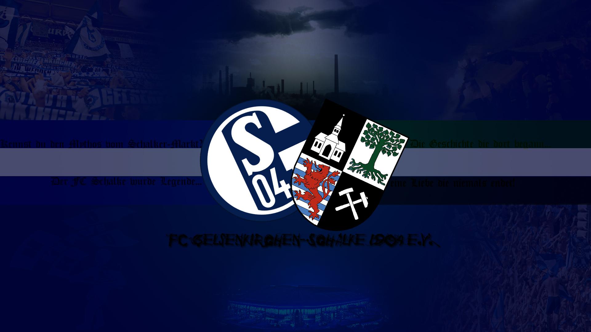 fußballclub gelsenkirchenschalke 04 hd wallpaper