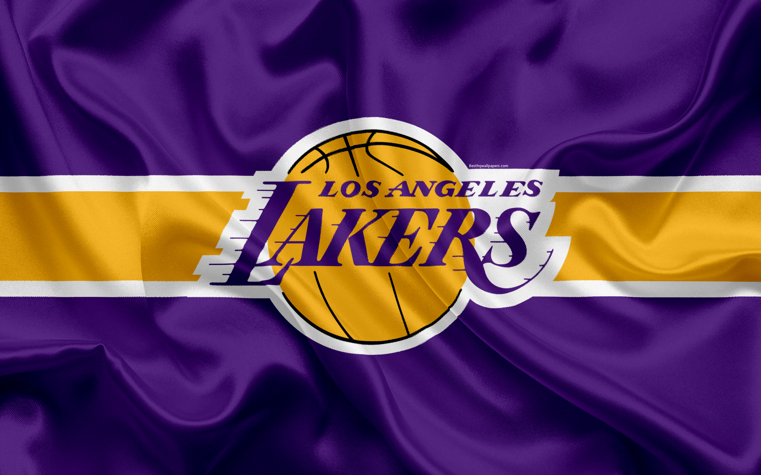 La Lakers Logo Hd Wallpaper Background Image 2560x1600 Id 971316 Wallpaper Abyss