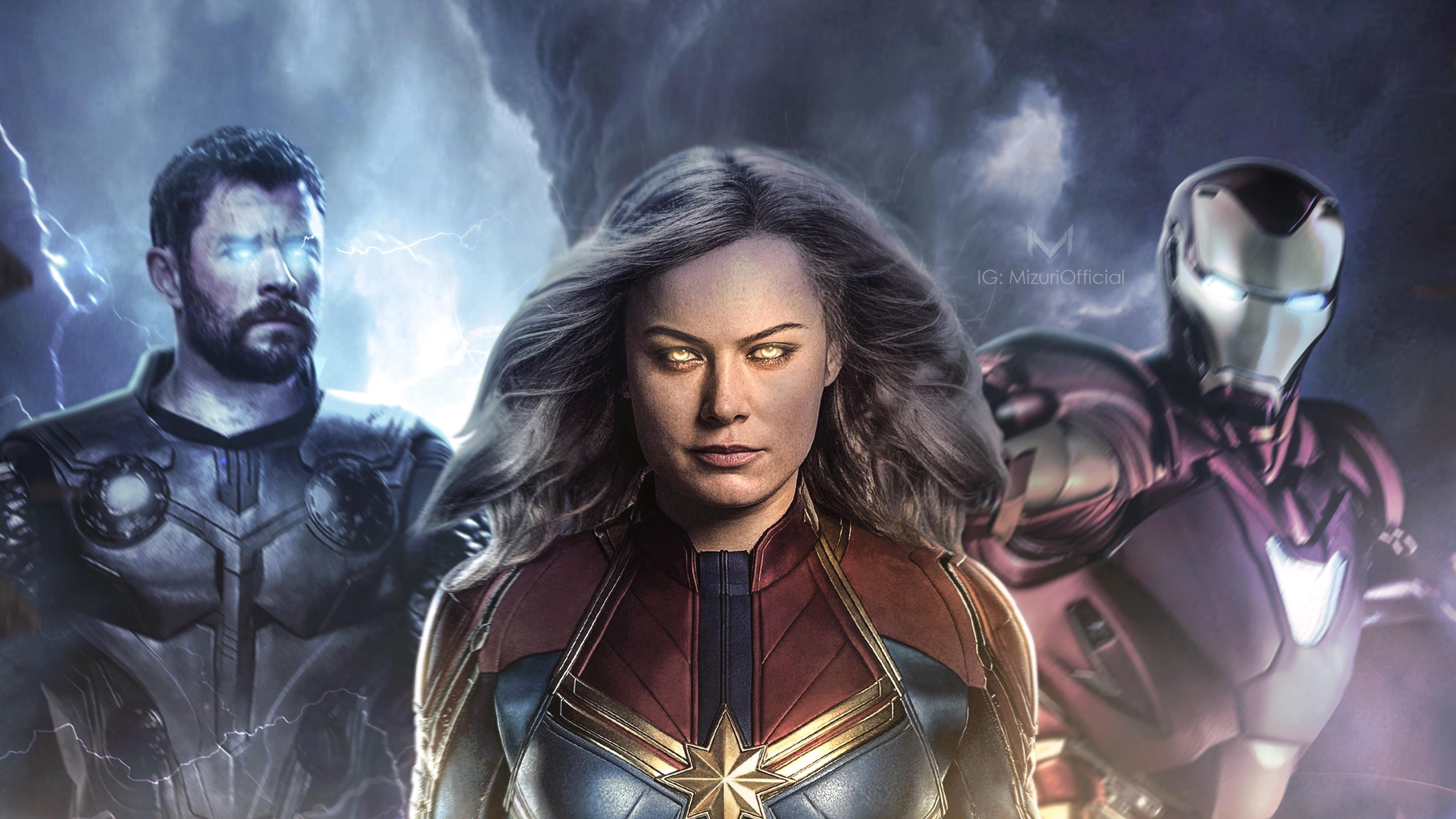 Avengers Endgame 4k Ultra Fond D écran Hd Arrière Plan