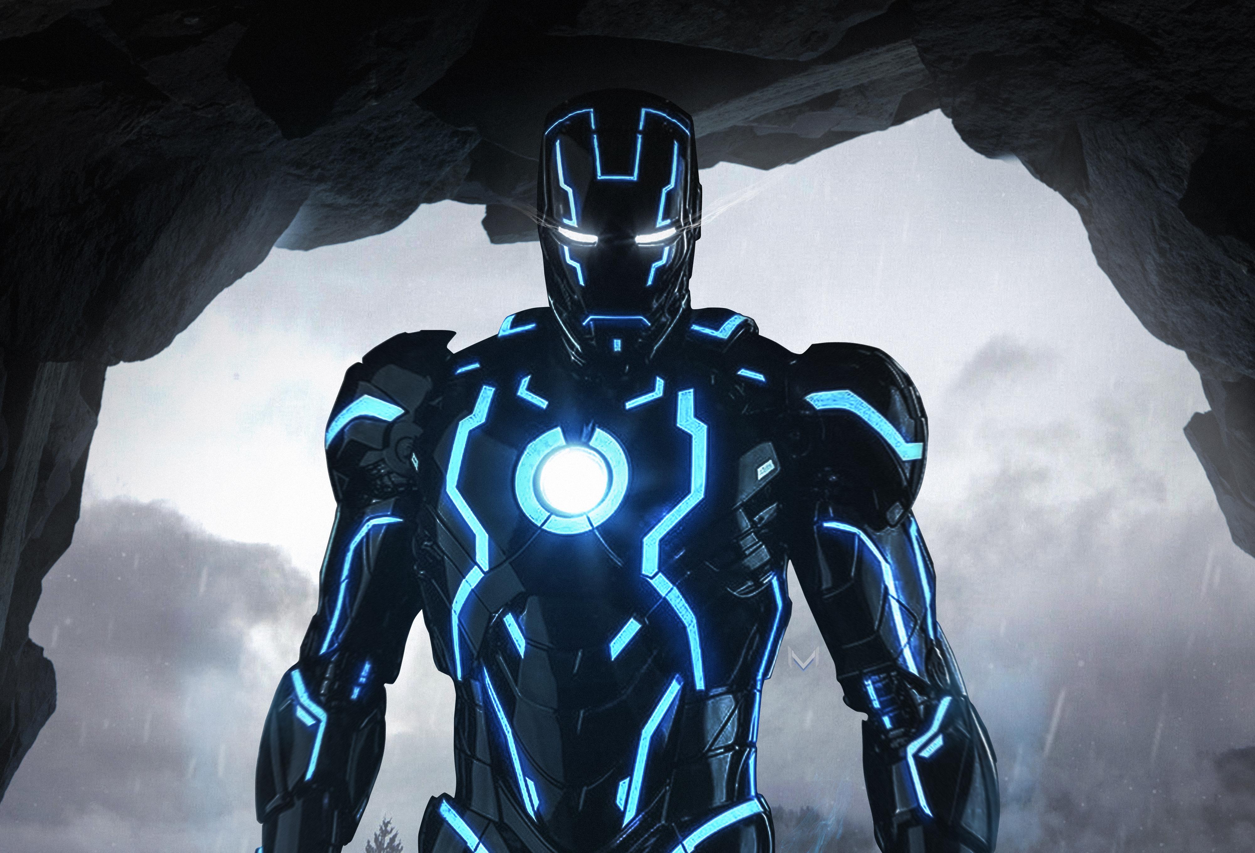 Iron Man 4k Ultra Hd Wallpaper Background Image