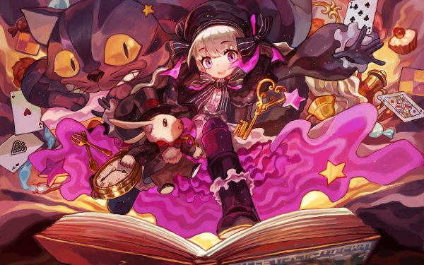 Anime Fate/Grand Order Fate Series Nursery Rhyme HD Wallpaper | Background Image