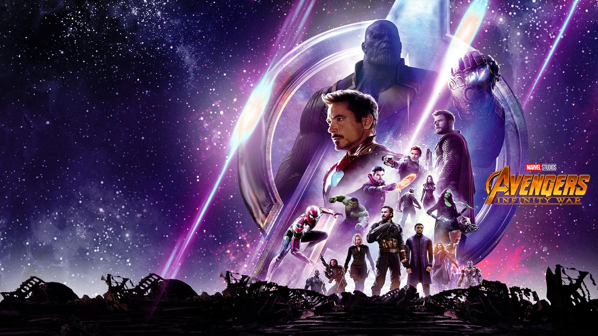 Avengers Infinity War Fondo De Pantalla Hd Fondo De
