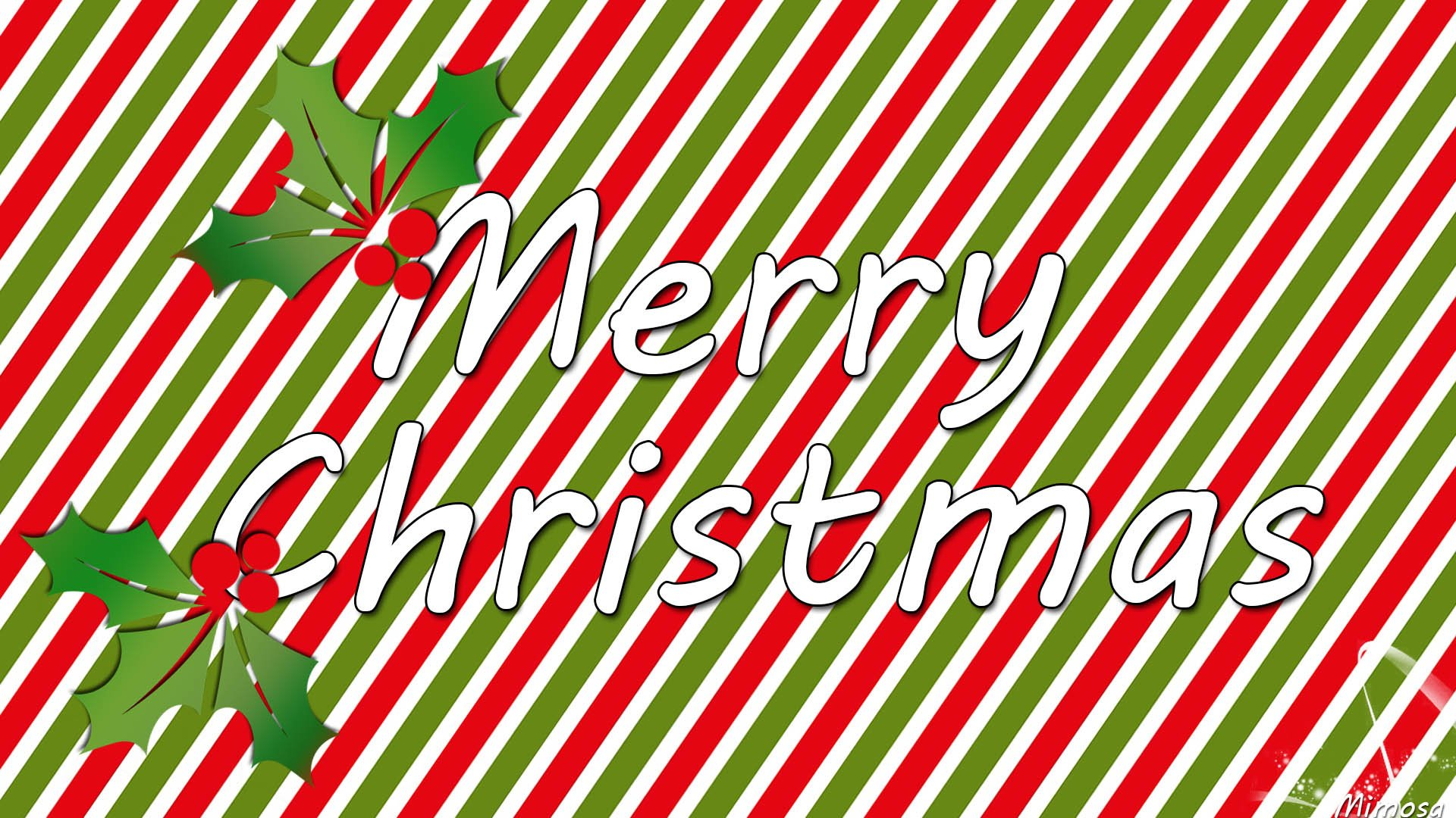 Merry Christmas 9 Hd Wallpaper Background Image 1920x1080