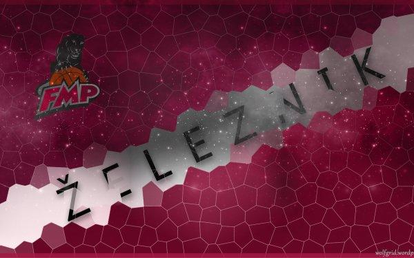 Sports FMP Zeleznik Basketball Logo Serbia HD Wallpaper | Background Image
