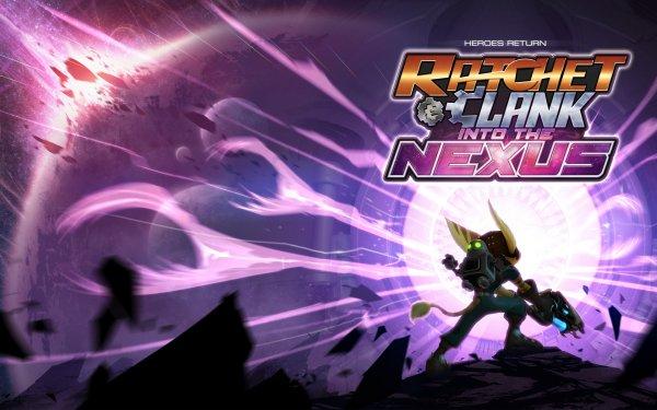 Video Game Ratchet & Clank: Into The Nexus Ratchet & Clank Ratchet Clank HD Wallpaper | Background Image