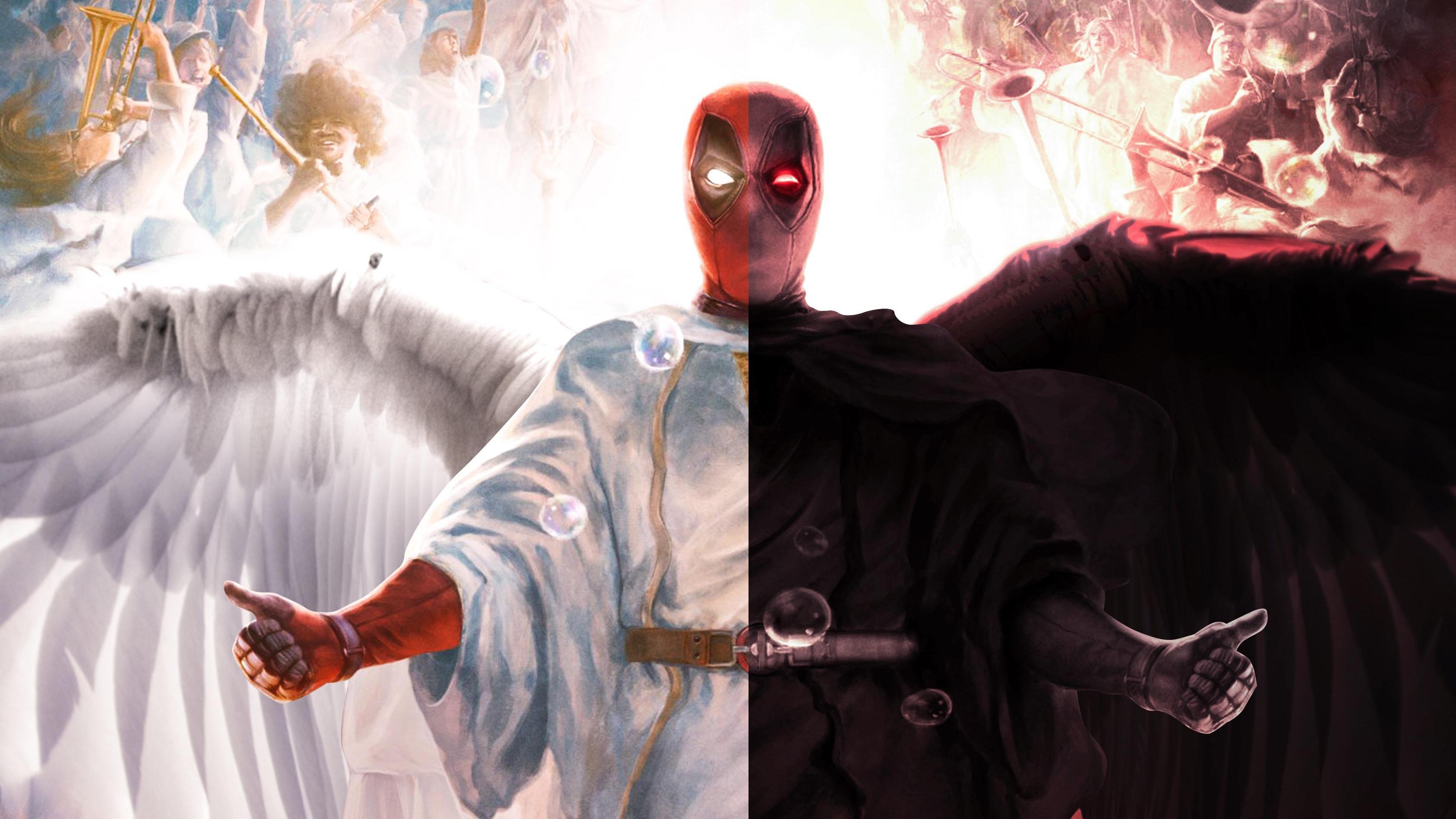 Deadpool HD Wallpaper | Background