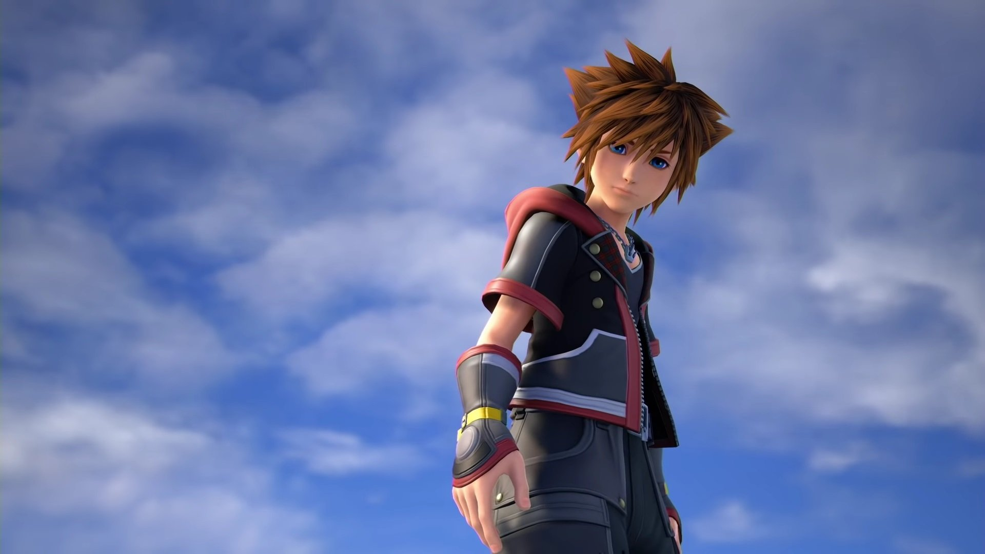 Sora Kingdom Hearts 3 Final Battle Trailer Hd Wallpaper