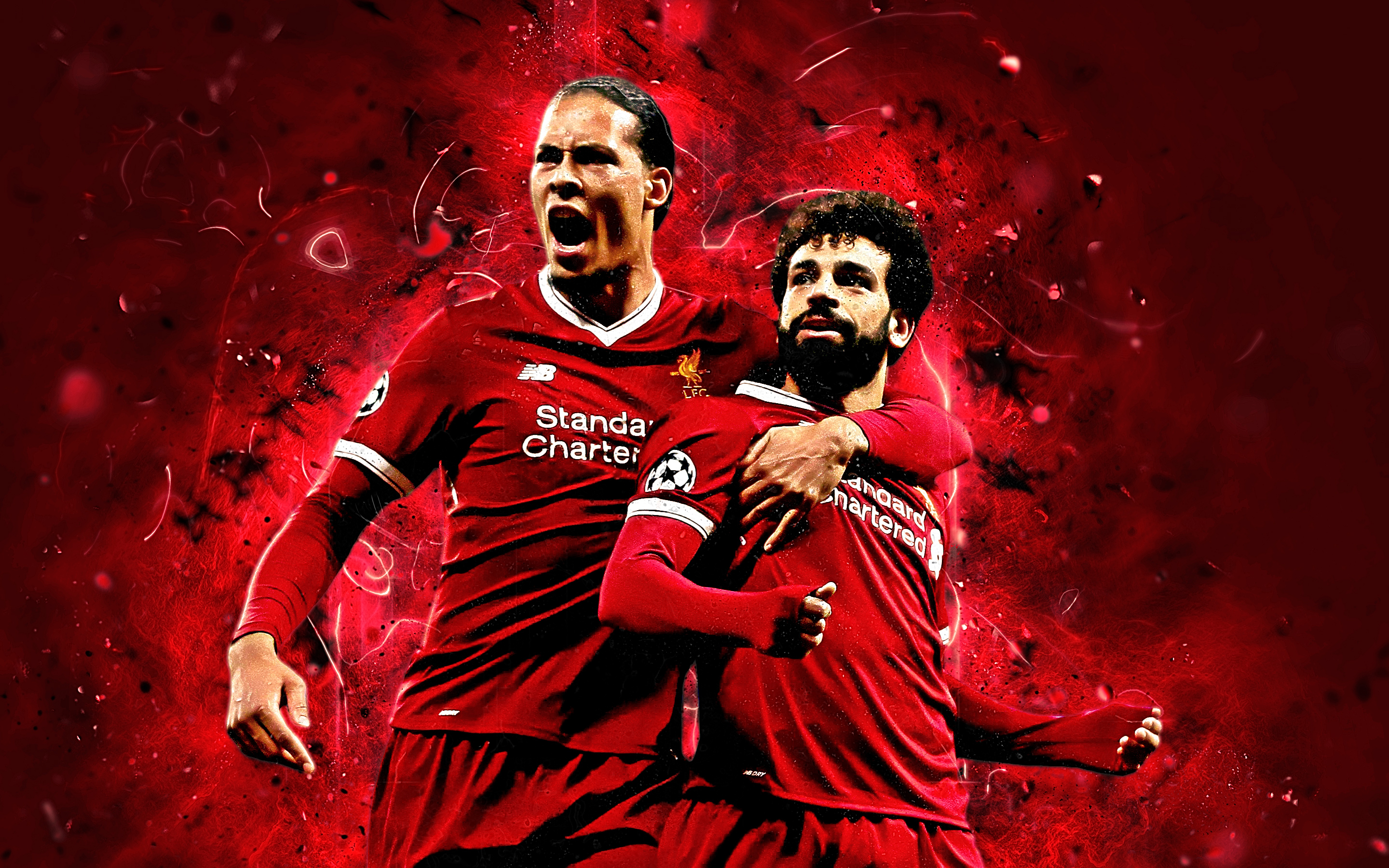 Liverpool F.C. HD Wallpaper