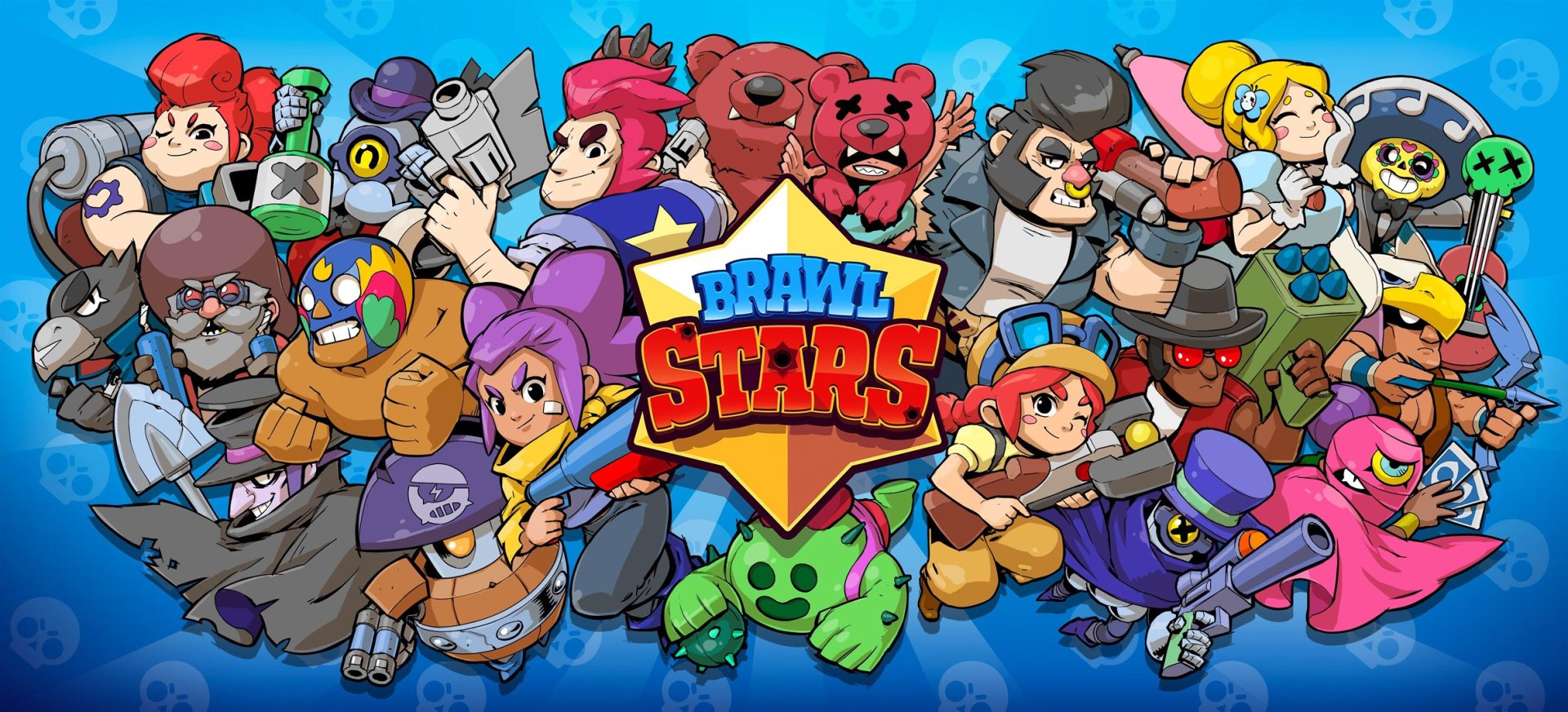 Все персонажи игры