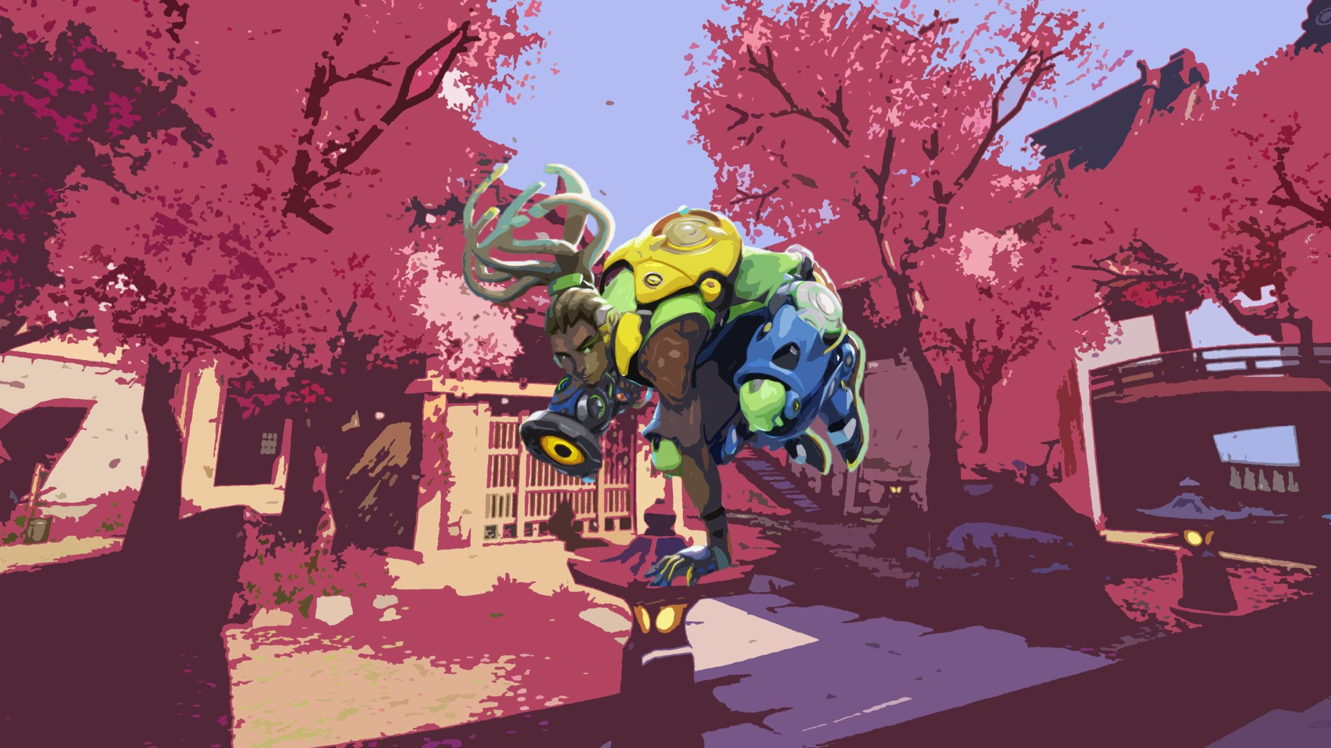 1 4k Ultra Hd Hanamura Overwatch Wallpapers Background Images Wallpaper Abyss