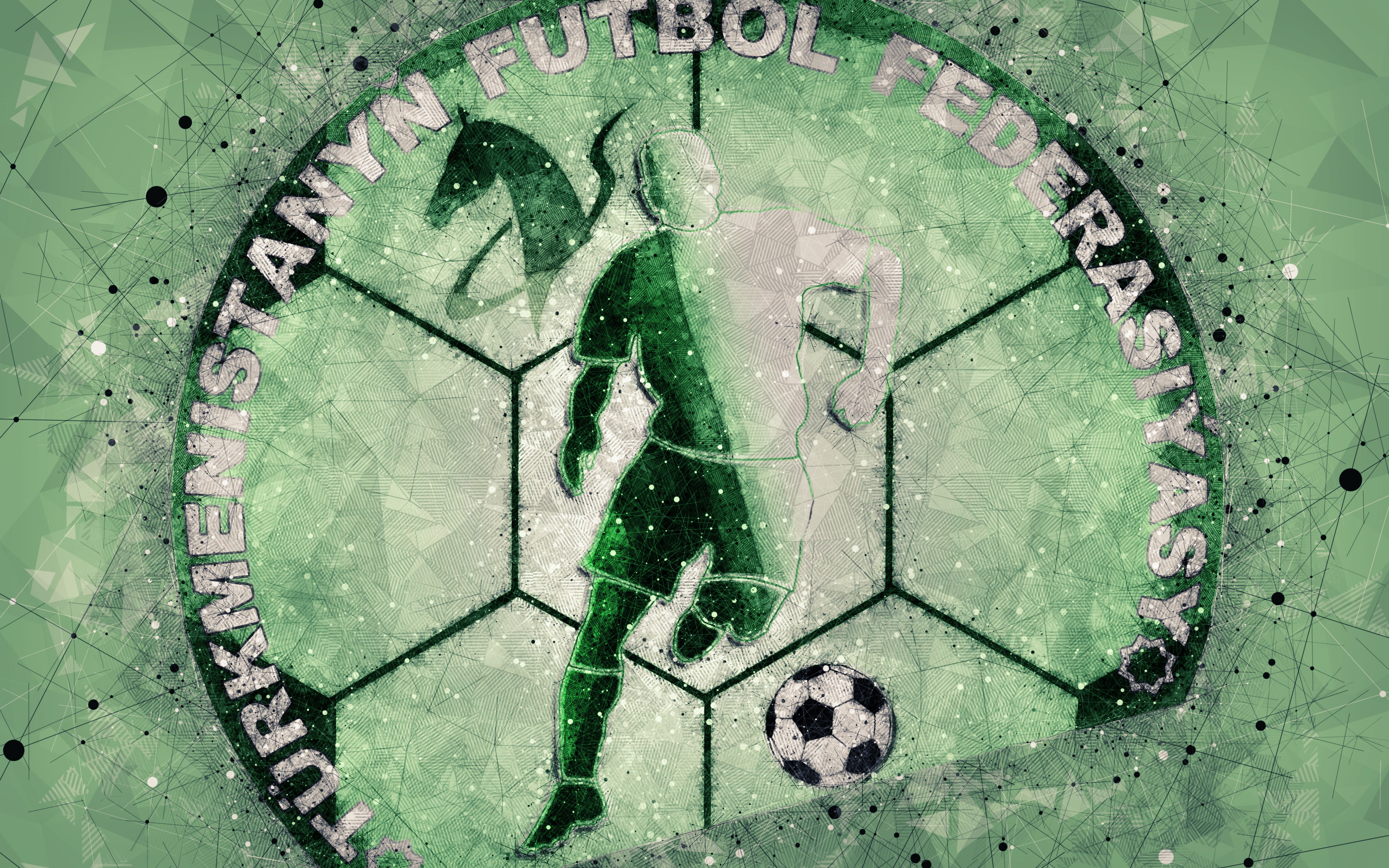 Turkmenistan National Football Team 4k Ultra Hd Wallpaper Background Image 3840x2400 Id 979884 Wallpaper Abyss