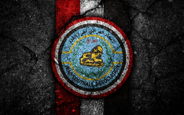 Sports Iraq National Football Team Soccer National team Iraq Logo Emblem HD Wallpaper | Background Image