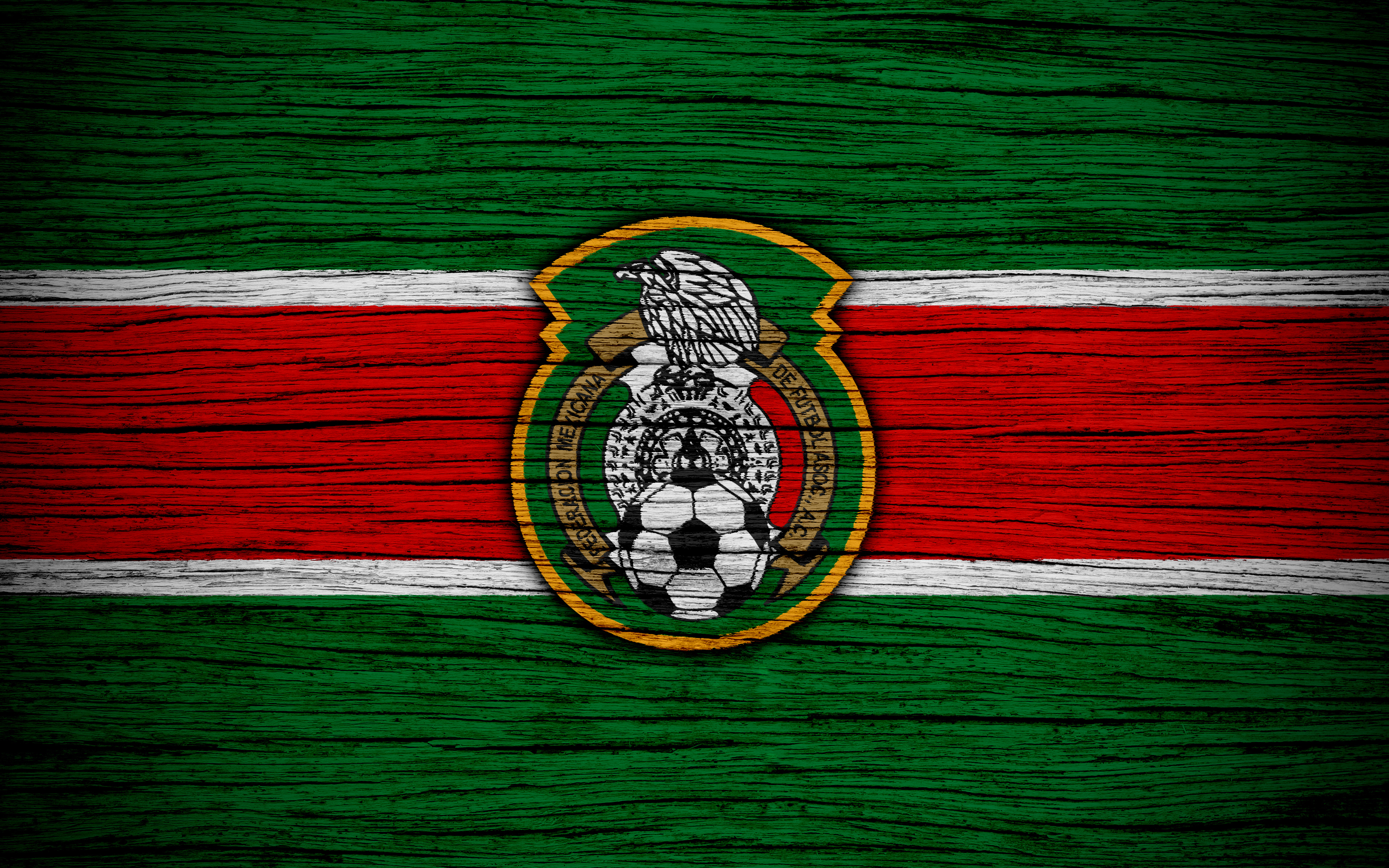 Mexico National Football Team 4k Ultra Hd Wallpaper Background
