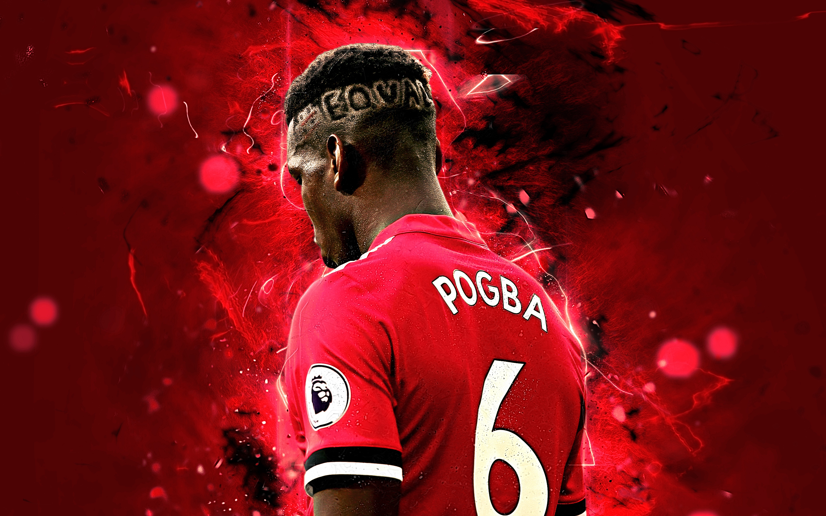 Paul Pogba HD Wallpaper
