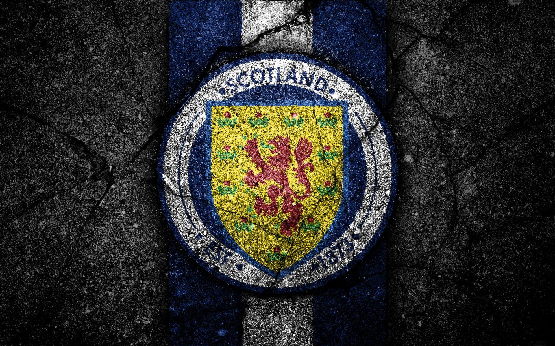 Scotland National Football Team Zoom Background 2