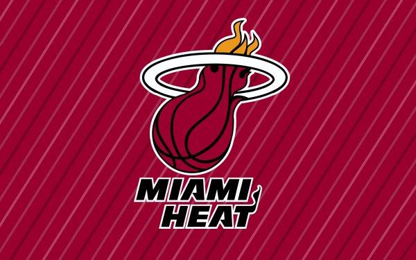 Sports Miami Heat Basketball Logo NBA HD Wallpaper | Background Image
