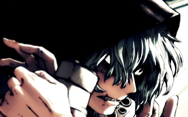 Anime My Hero Academia Tomura Shigaraki HD Wallpaper | Background Image