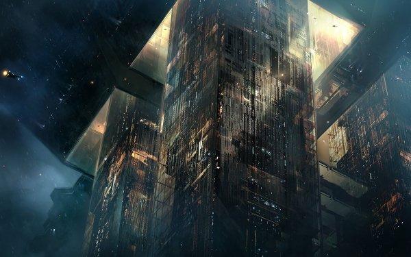 Movie Blade Runner 2049 Blade Runner Cyberpunk Spinner HD Wallpaper   Background Image