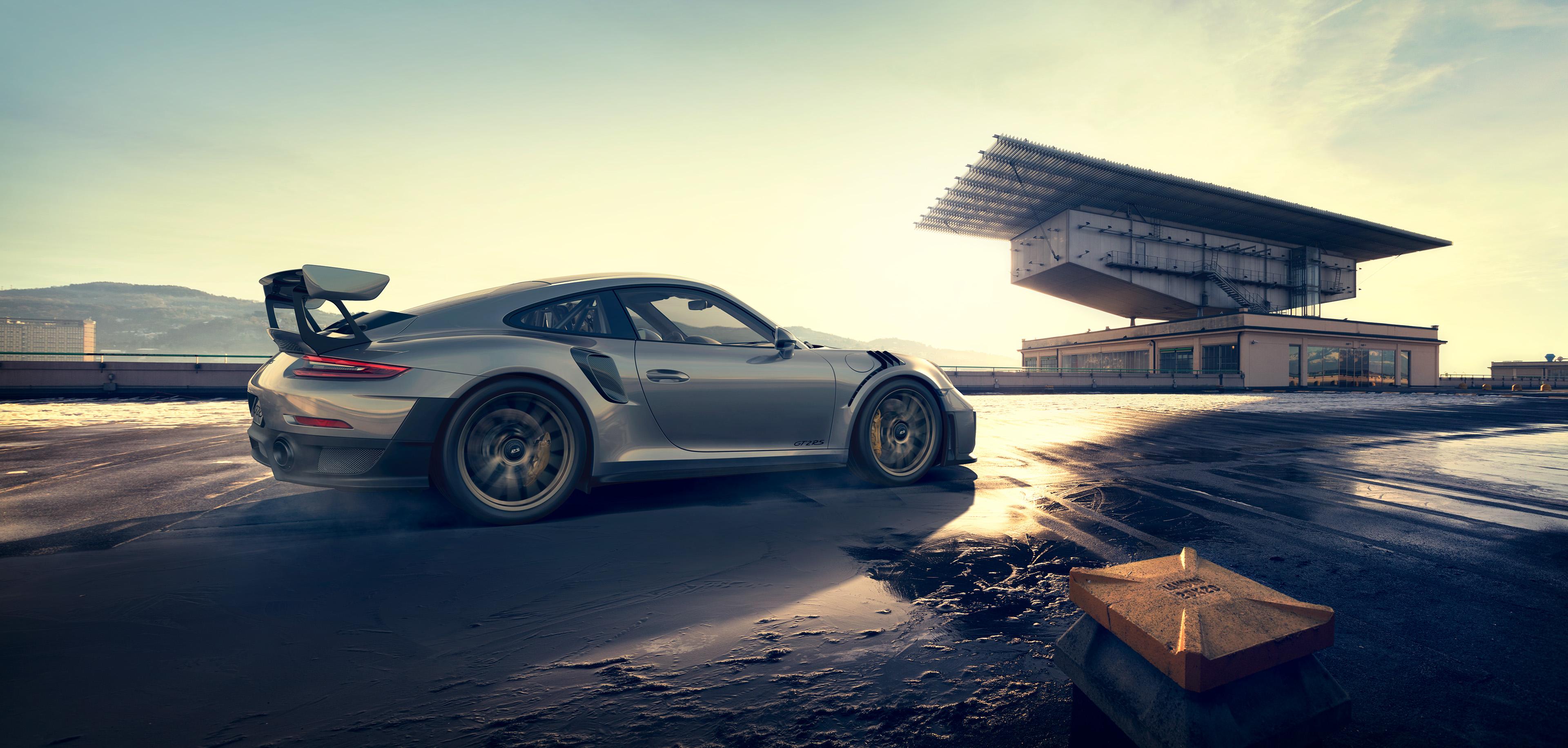 Porsche 911 Gt2 Rs Fondo De Pantalla Hd Fondo De