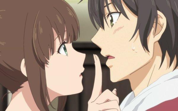 Anime Domestic Girlfriend Hina Tachibana Natsuo Fujii HD Wallpaper | Background Image