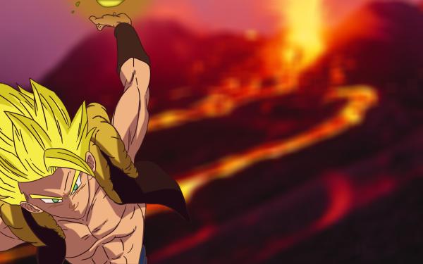 Anime Dragon Ball Super Dragon Ball Gogeta HD Wallpaper   Background Image