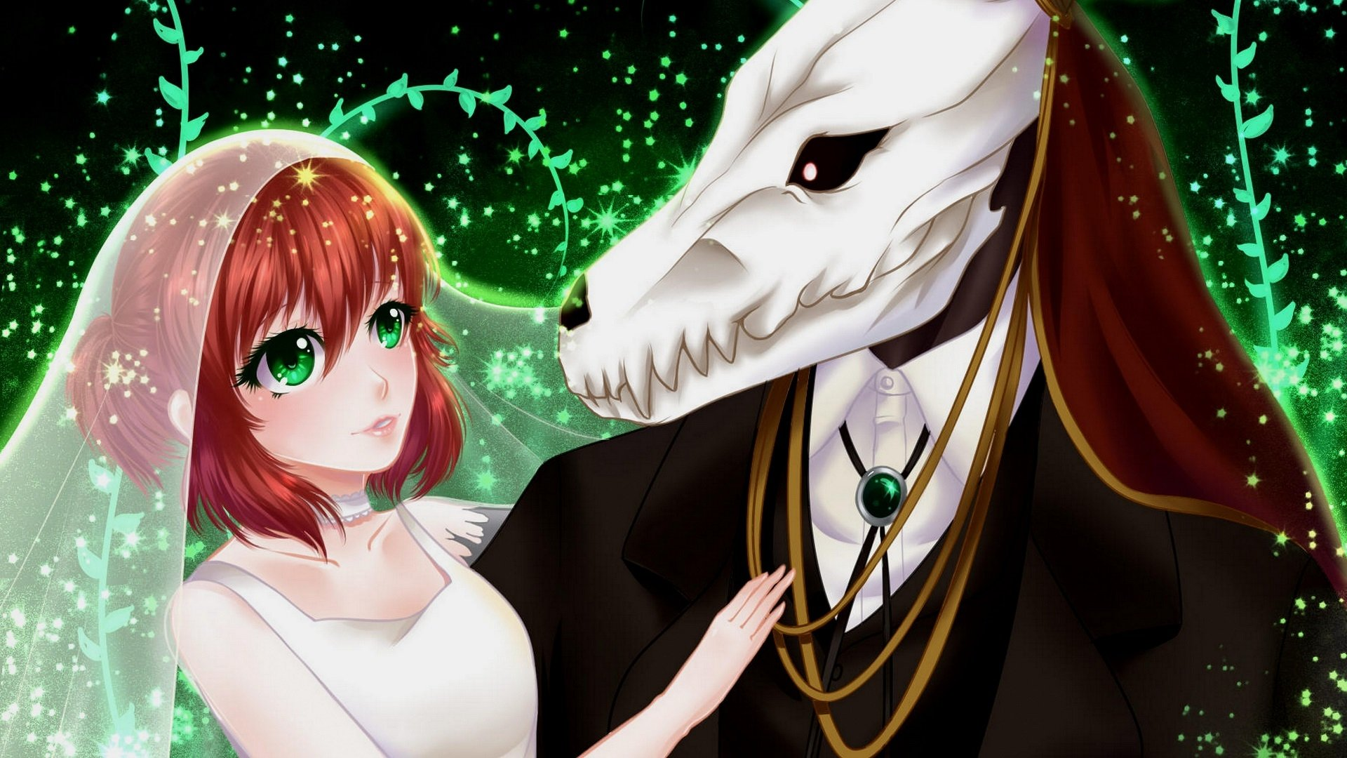 The Ancient Magus Bride Hd Wallpaper Background Image