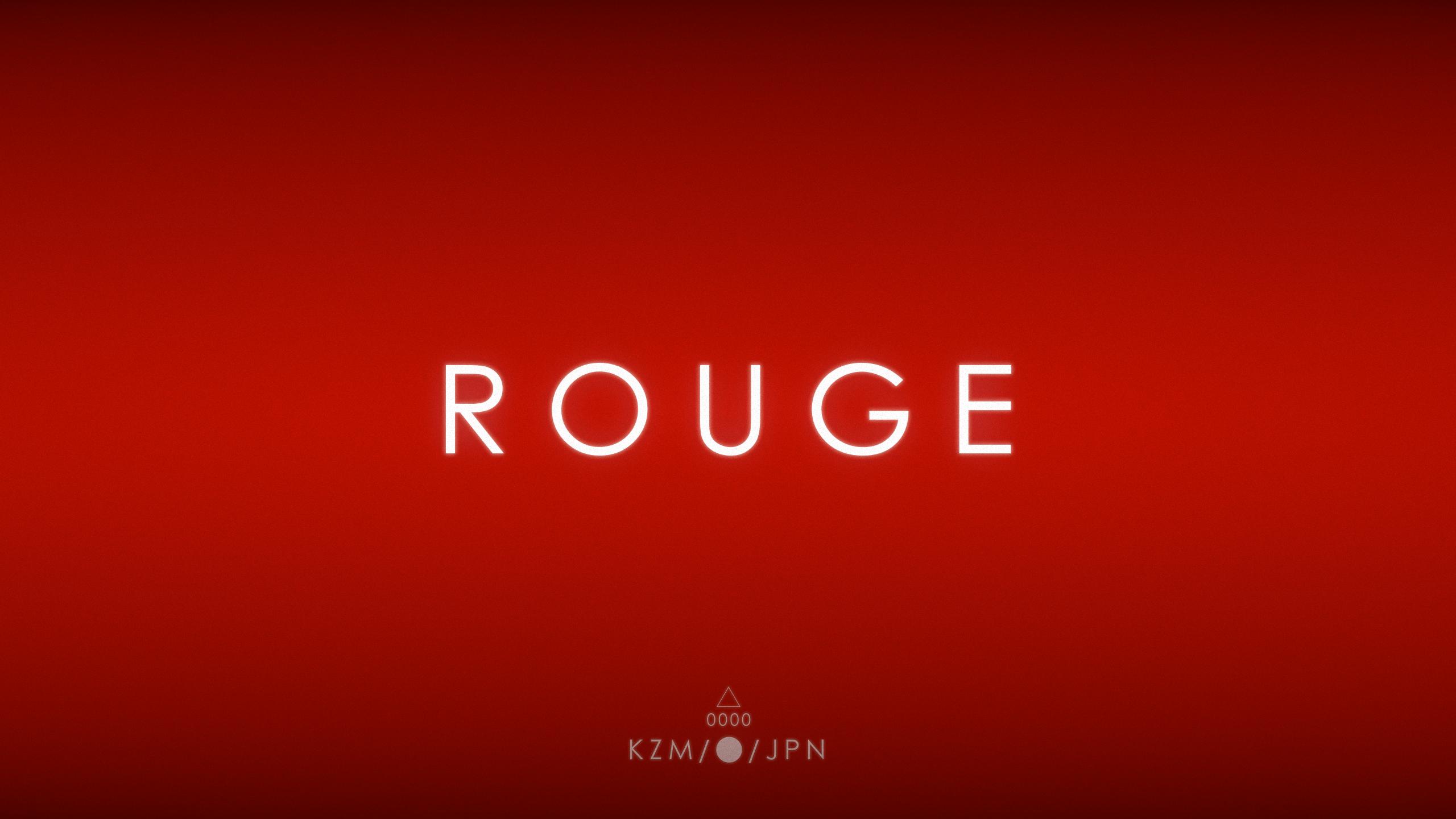 Rouge Kizumonogatari Hd Wallpaper Background Image