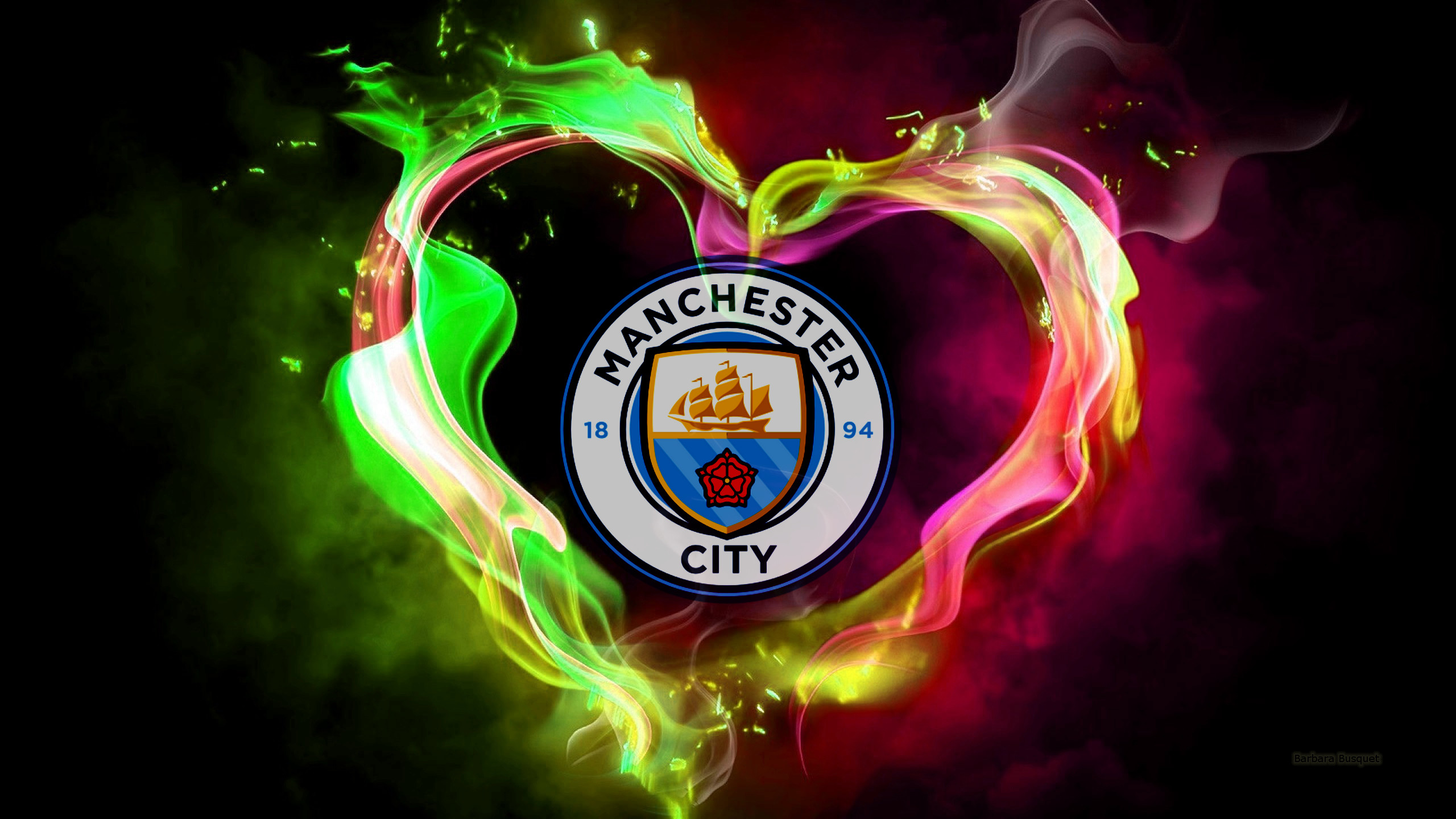 Manchester City F.C. HD Wallpaper | Background Image ...