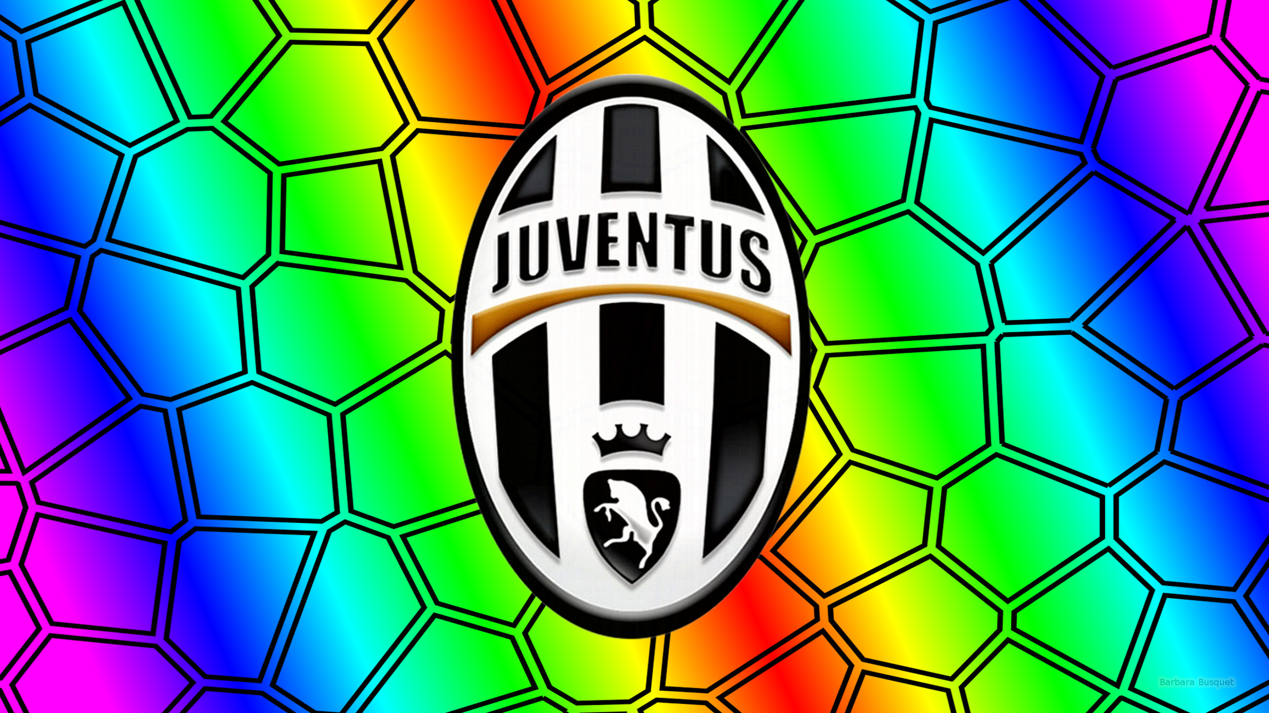 Juventus F C Hd Wallpaper Background Image 2560x1440 Id 989363 Wallpaper Abyss
