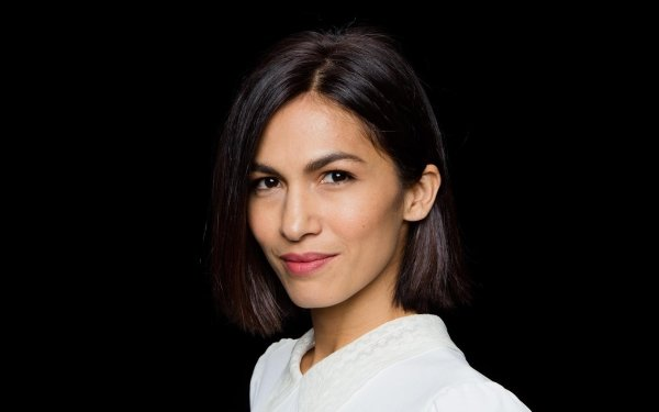 Celebrity Elodie Yung Actresses France French Actress Smile Black Hair Brown Eyes HD Wallpaper | Background Image