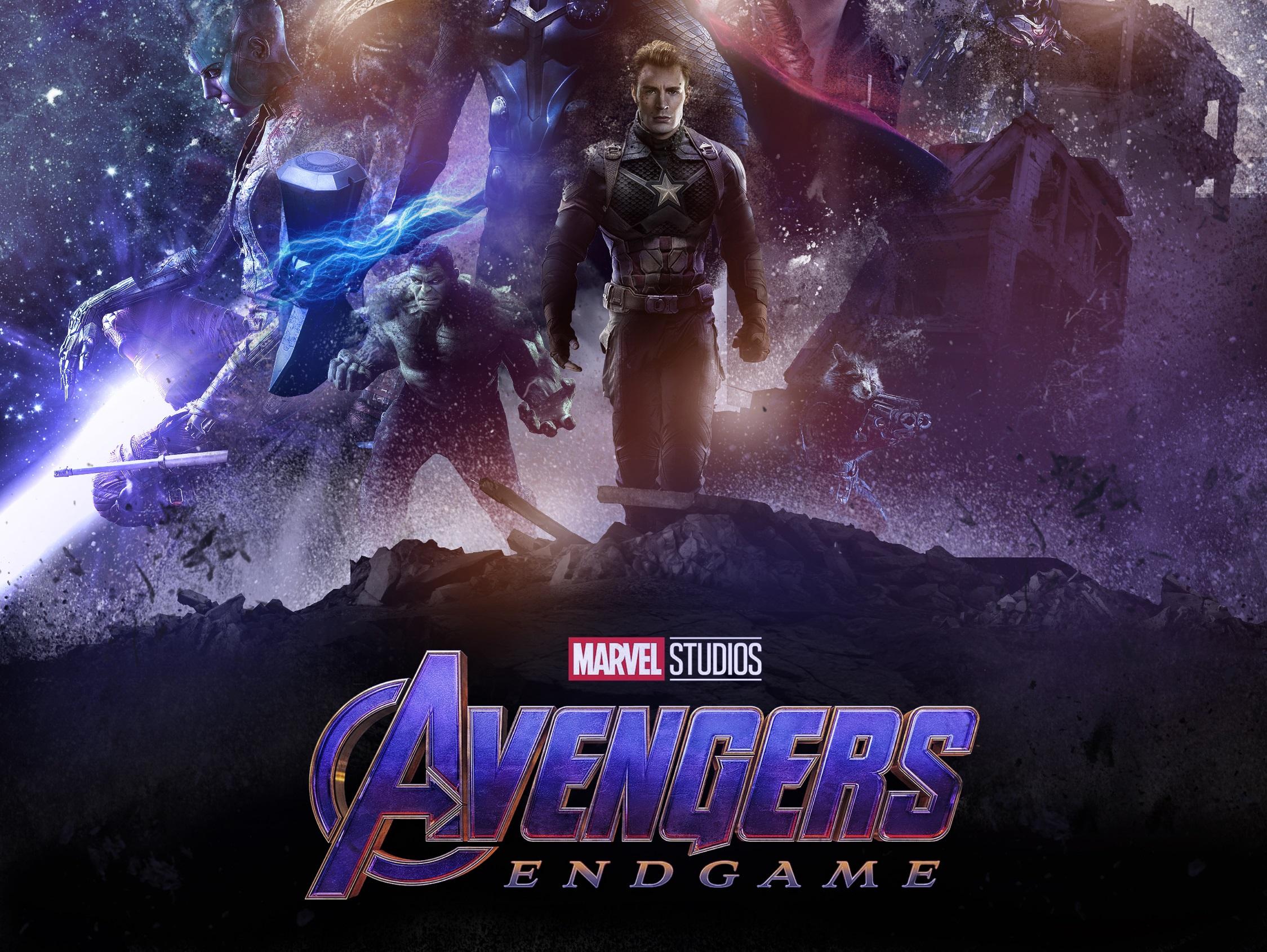 Avengers Endgame Hd Wallpaper Background Image 2249x1691 Id