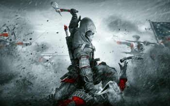 29 Connor Assassin S Creed Hd Wallpapers Background Images