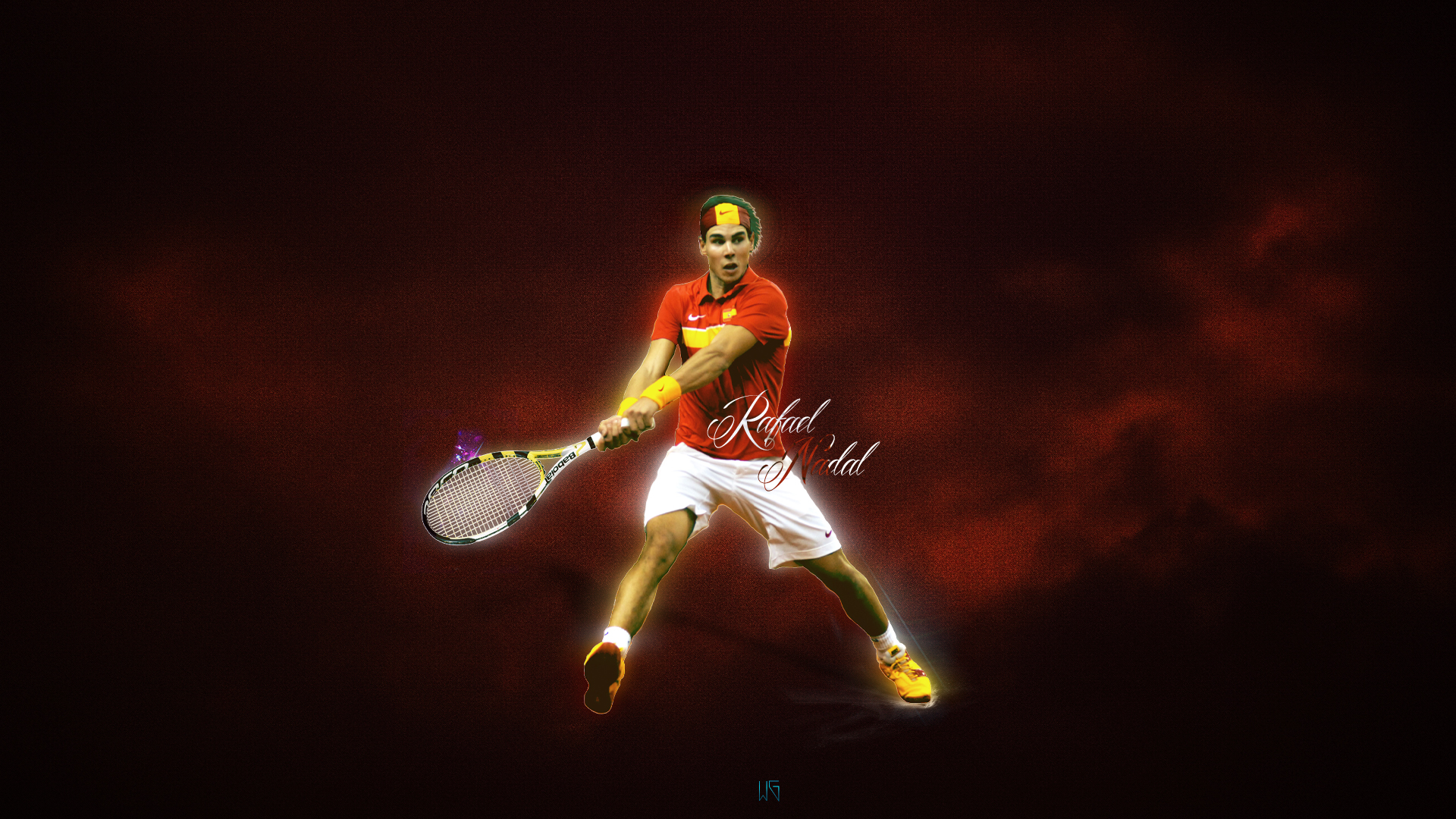Rafael Nadal Hd Wallpaper Background Image 1920x1080 Id 993205 Wallpaper Abyss