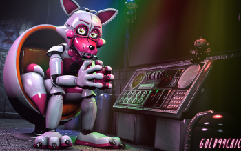 15 Foxy Five Nights At Freddy S Hd Wallpapers Background Images Wallpaper Abyss