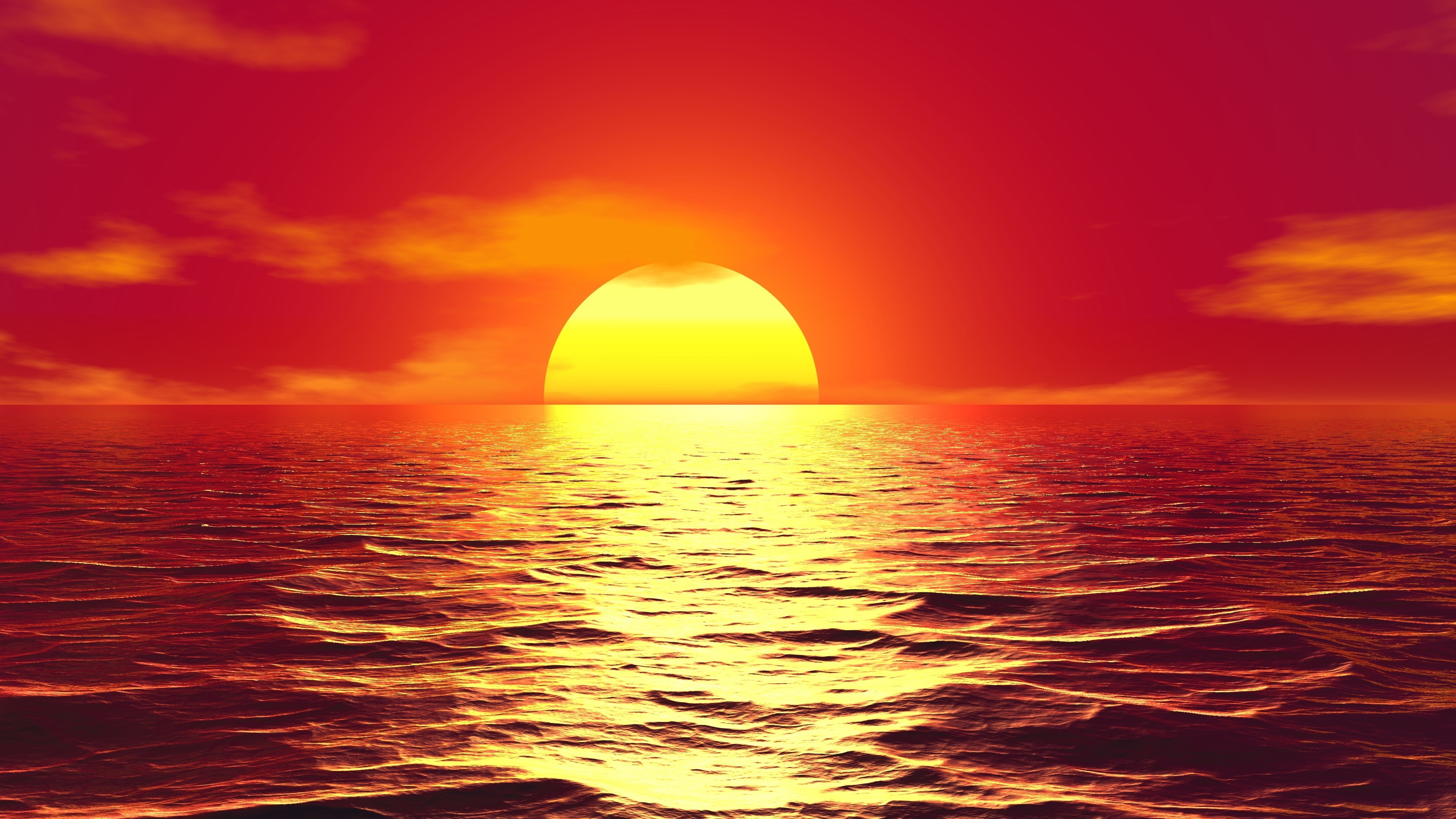 Beautiful Sunset 4k Ultra Hd Wallpaper Background Image 3840x2160 Id 995494 Wallpaper Abyss
