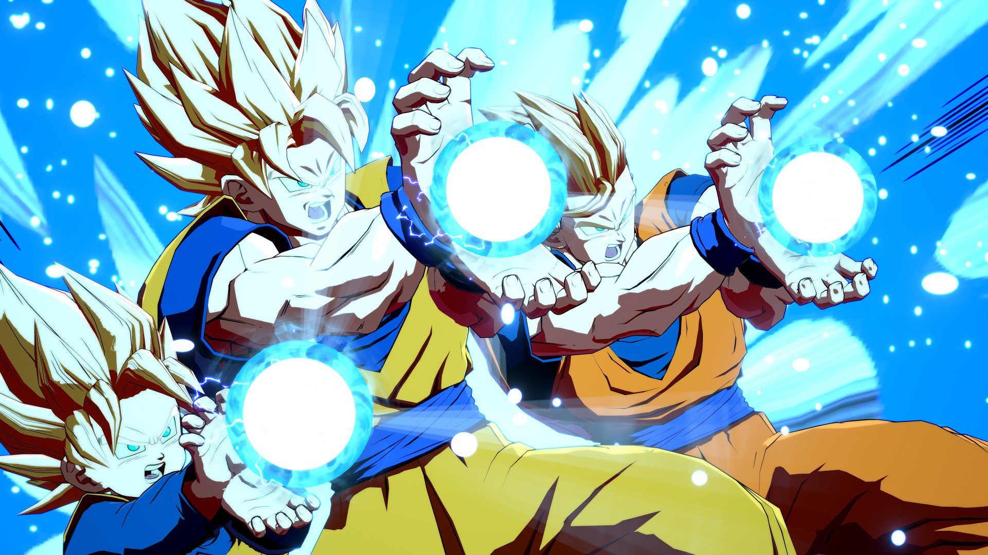 Dragon Ball FighterZ HD Wallpaper | Background Image ...