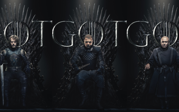 TV Show Game Of Thrones Theon Greyjoy Grey Worm Lord Varys Alfie Allen Jacob Anderson Conleth Hill HD Wallpaper | Background Image
