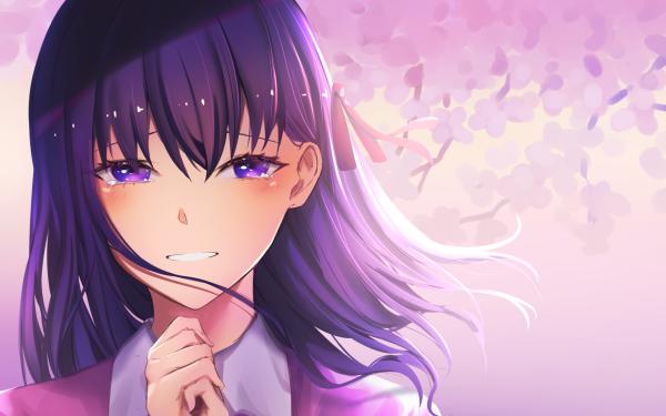 Anime Fate/Grand Order Fate Series Sakura Matou Fate HD Wallpaper | Background Image
