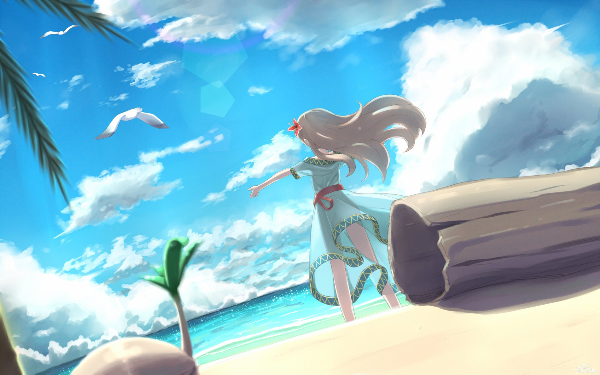 The Legend Of Zelda Links Awakening Hd Wallpaper Hintergrund