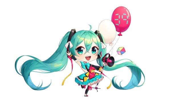 Anime Vocaloid Hatsune Miku Fond d'écran HD | Image
