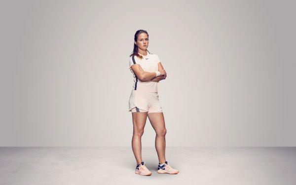 Sports Daria Kasatkina Tennis Russian HD Wallpaper | Background Image