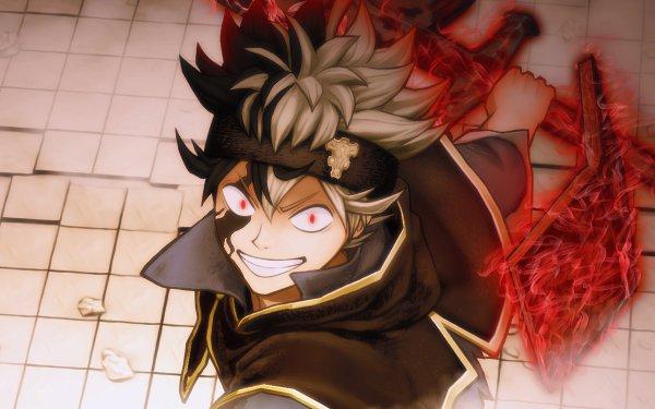 Anime Black Clover Asta HD Wallpaper | Background Image