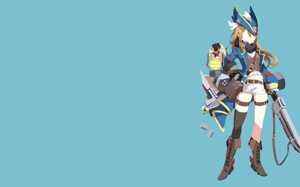 Anime Azur Lane Hunter HD Wallpaper   Background Image