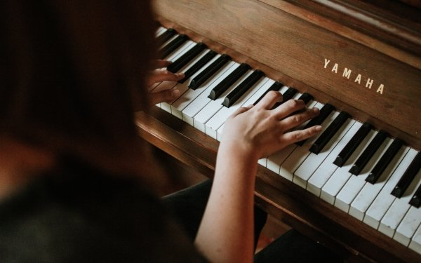 Music Piano Pianist HD Wallpaper | Background Image